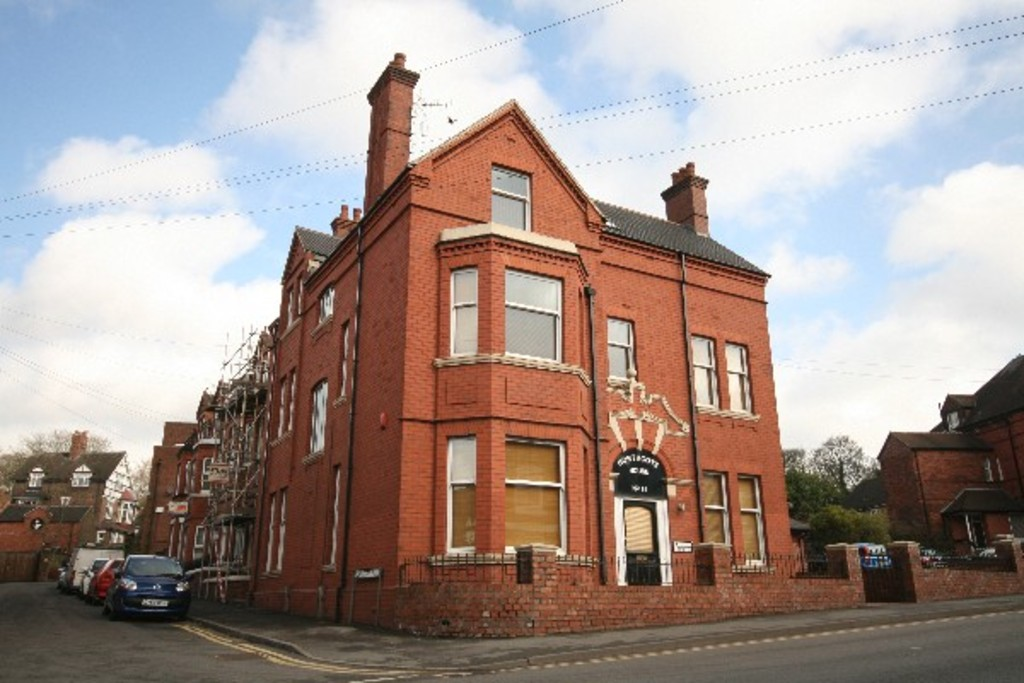 1 bed Flat to rent in Northcote House, Newcastle Under Lyme, ST5