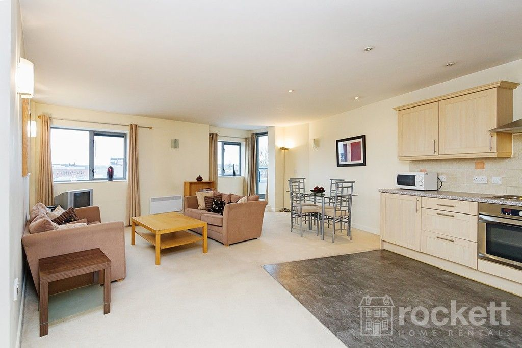 1 bed flat to rent in Newcastle Under Lyme  - Property Image 3