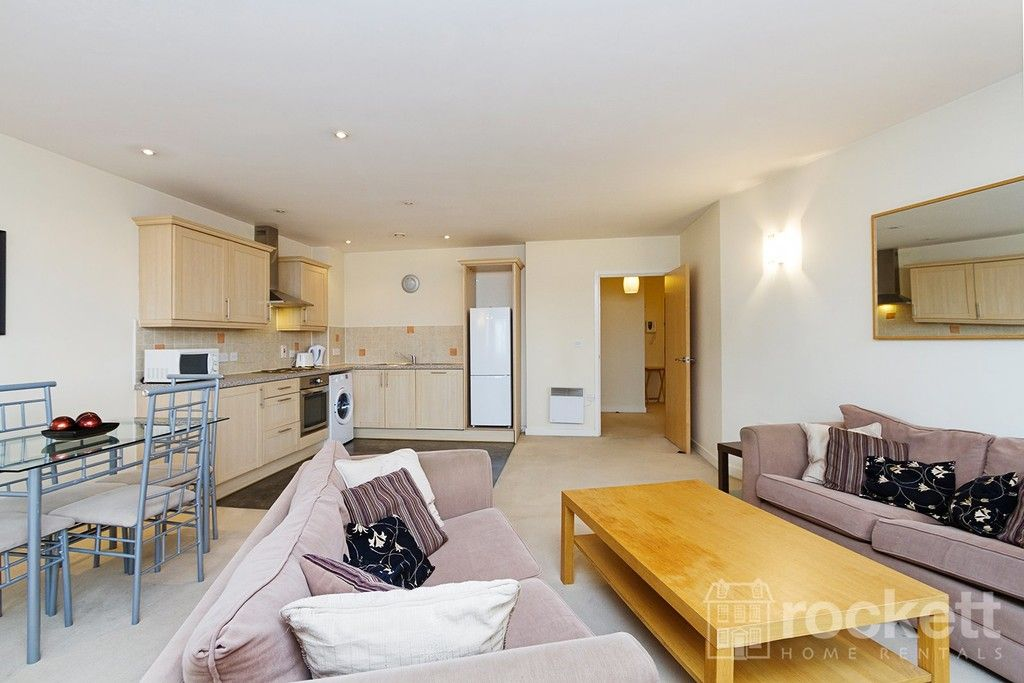 1 bed flat to rent in Newcastle Under Lyme  - Property Image 8