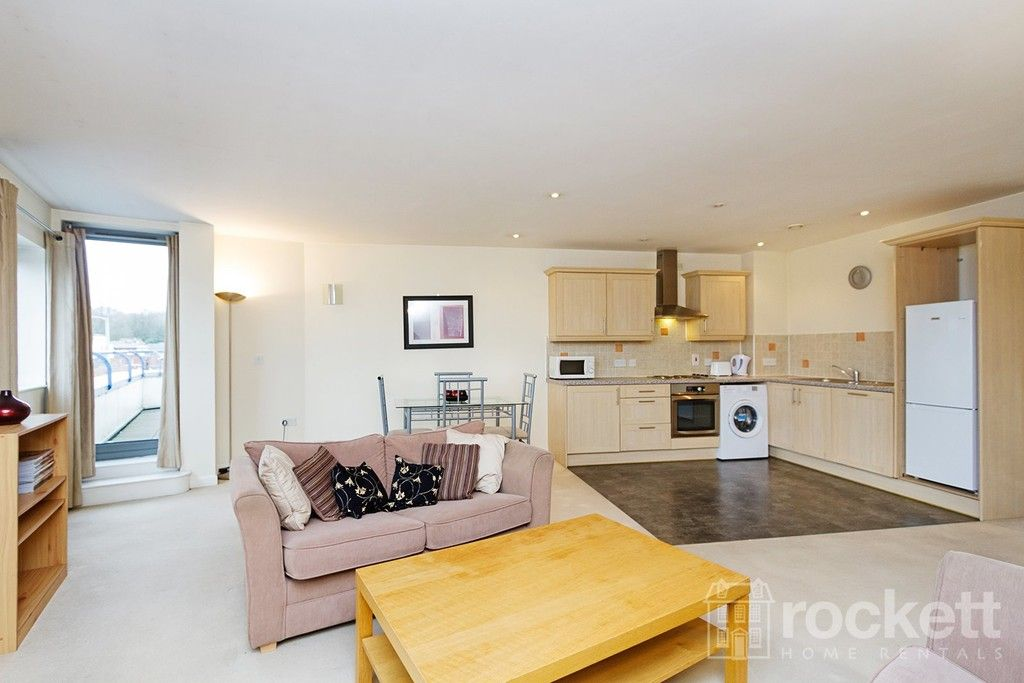 1 bed flat to rent in Newcastle Under Lyme  - Property Image 10