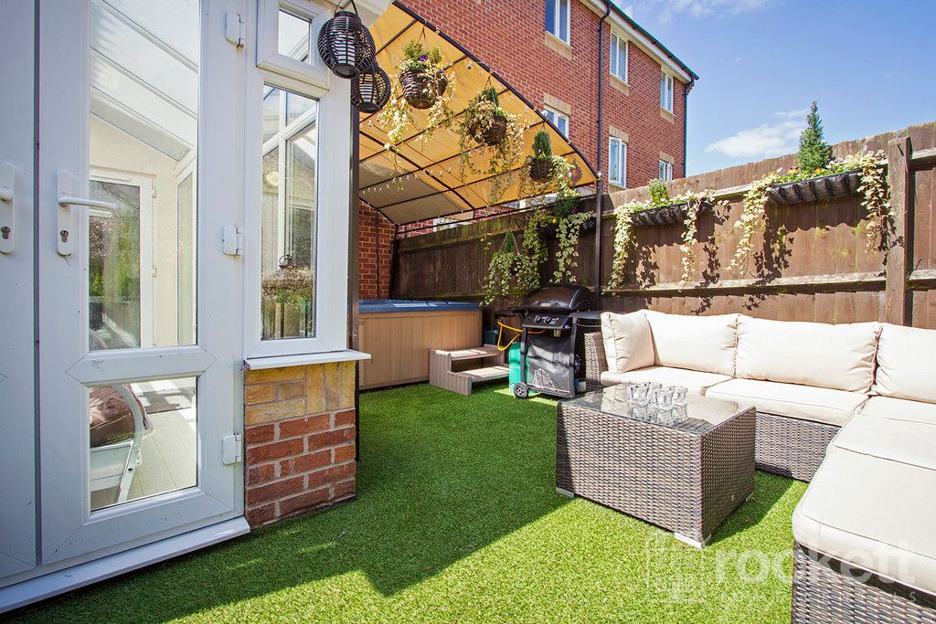4 bed house to rent in Godwin Way, Stoke On Trent  - Property Image 31