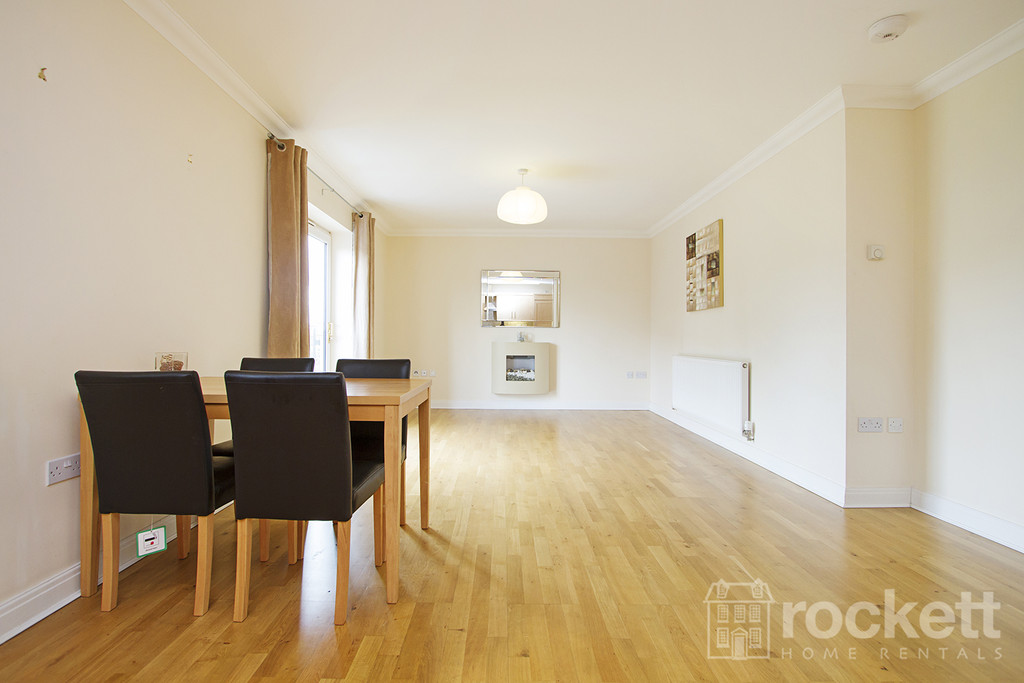 2 bed Flat to rent in The Mill, Enderley Street, Newcastle-Under-Lyme, ST5