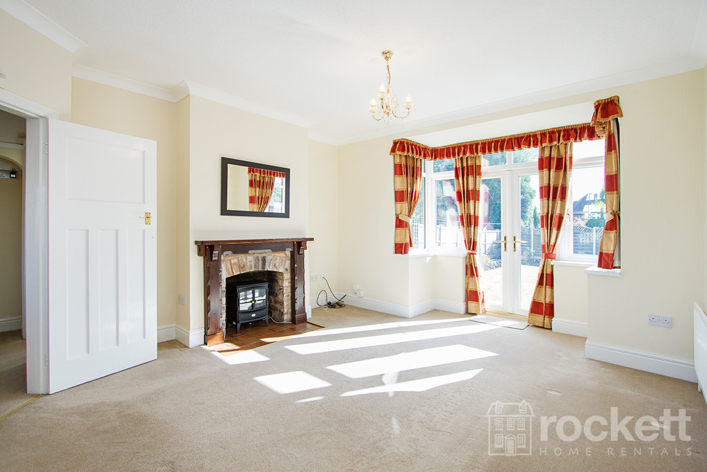 3 bed house to rent in Kingsway West, The Westlands, Newcastle Under Lyme  - Property Image 3