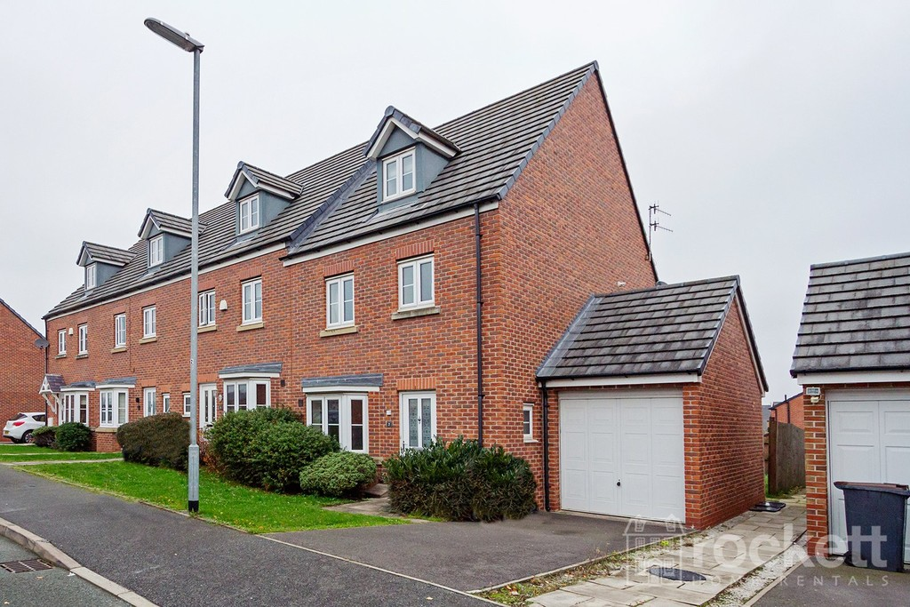 4 bed house to rent in Reedmace Walk, Newcastle Under Lyme  - Property Image 3