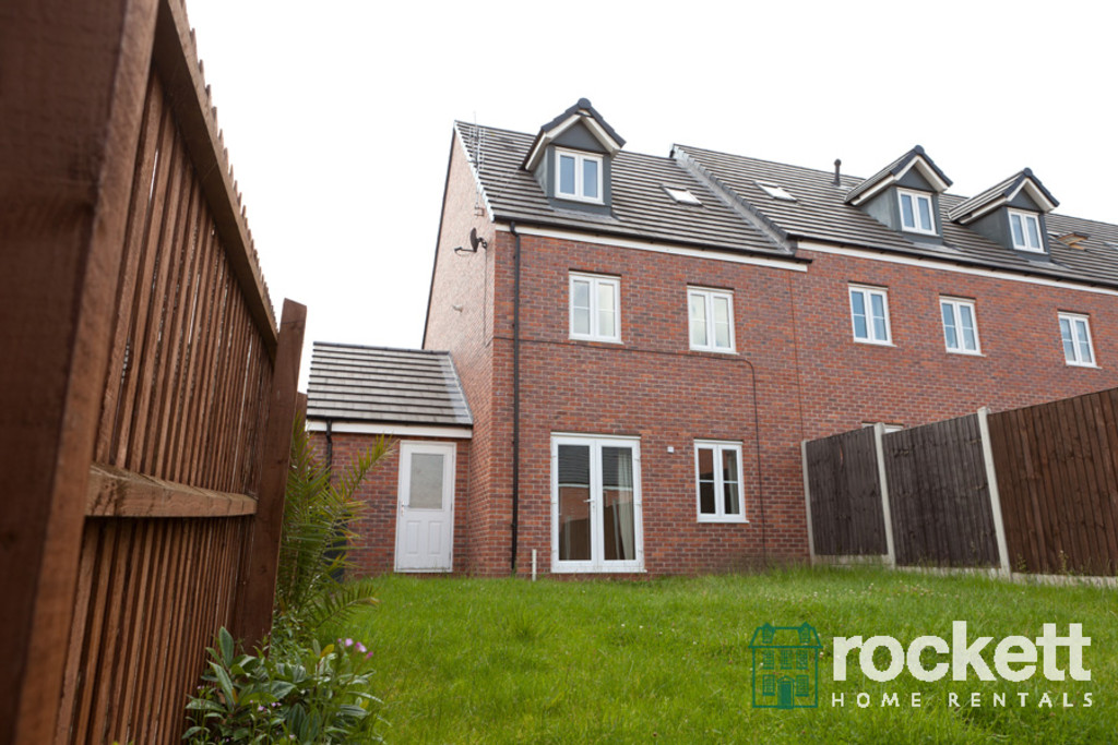 4 bed house to rent in Reedmace Walk, Newcastle Under Lyme  - Property Image 26