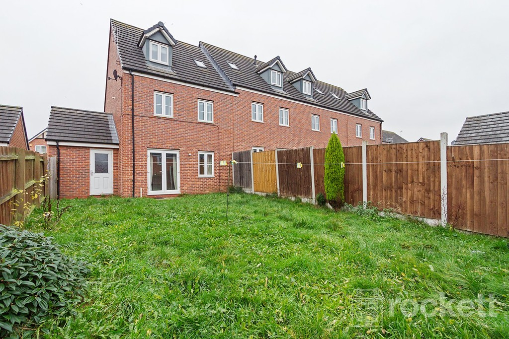 4 bed house to rent in Reedmace Walk, Newcastle Under Lyme  - Property Image 27