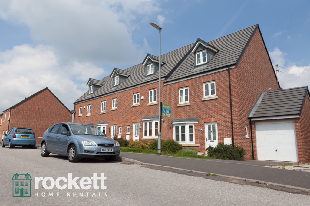 4 bed house to rent in Reedmace Walk, Newcastle Under Lyme  - Property Image 4