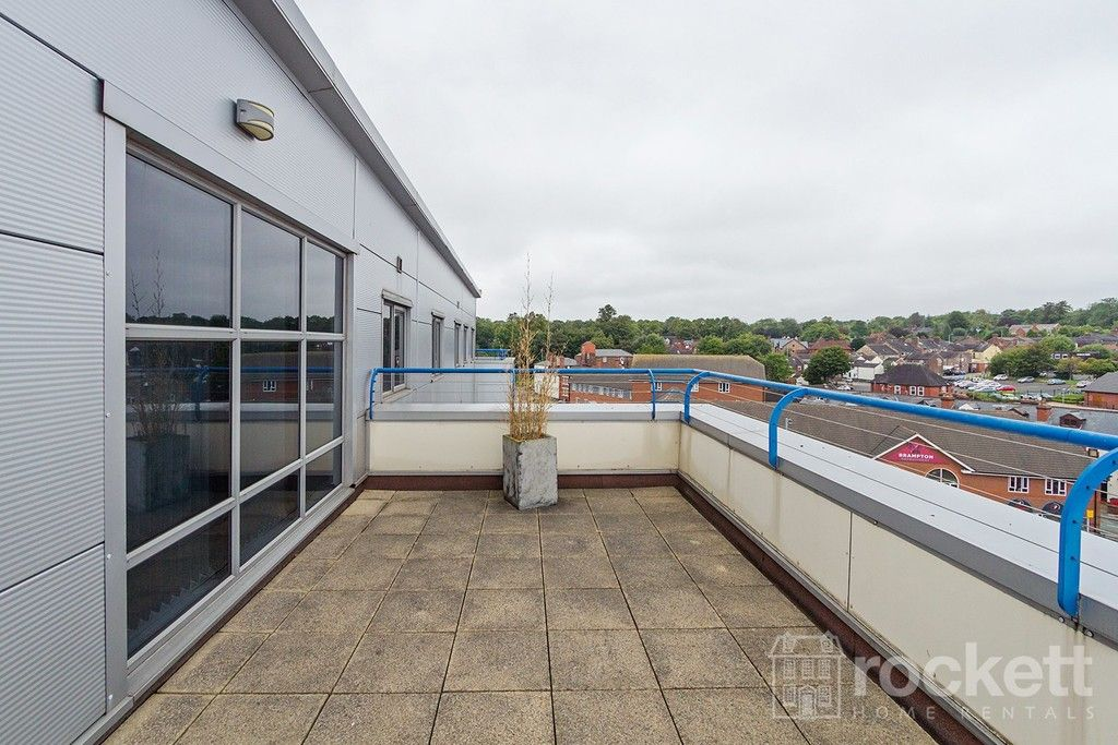 2 bed flat to rent in Newcastle Under Lyme  - Property Image 31