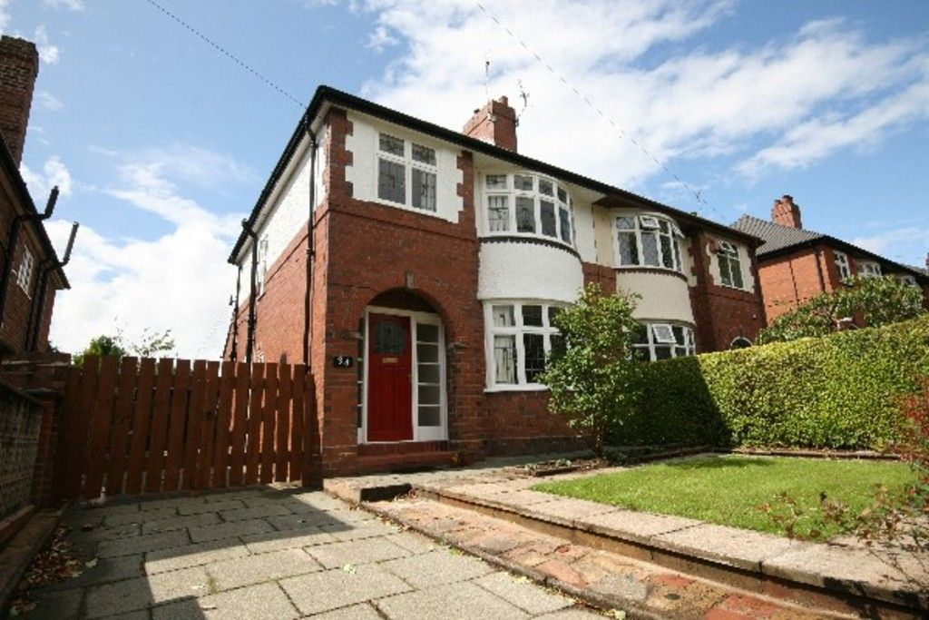 3 bed house to rent in Lincoln Avenue, Clayton, Newcastle Under Lyme - Property Image 1