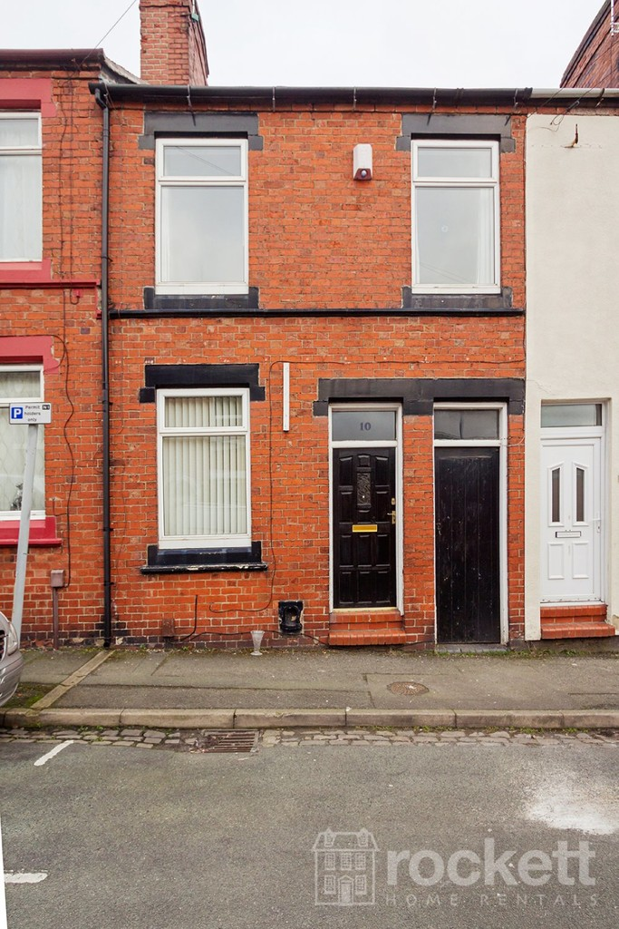 2 bed house to rent in Hanover Street, Newcastle Under Lyme - Property Image 1