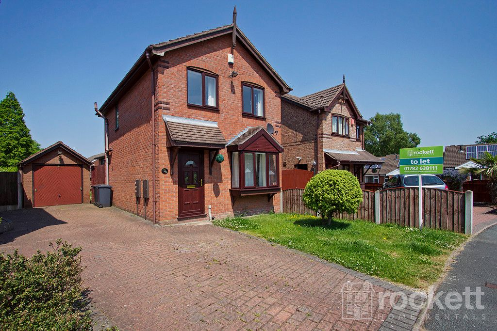 3 bed House to rent in Springfield Drive, Kidsgrove, Stoke-On-Trent, ST7