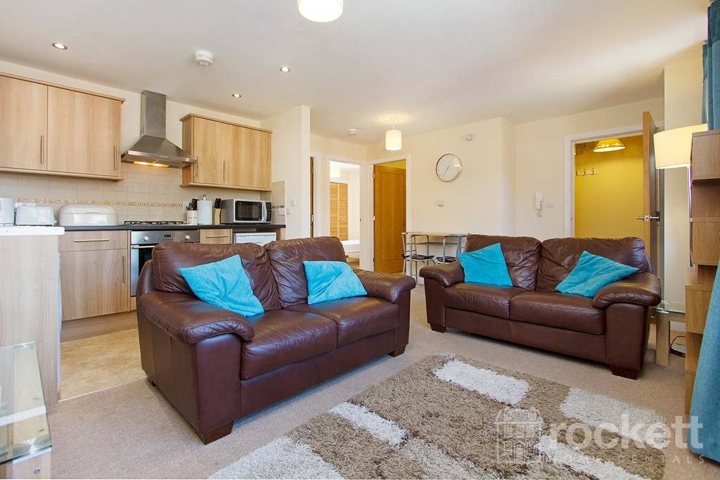 2 bed flat to rent in Faulds Court, Wolstanton - Property Image 1