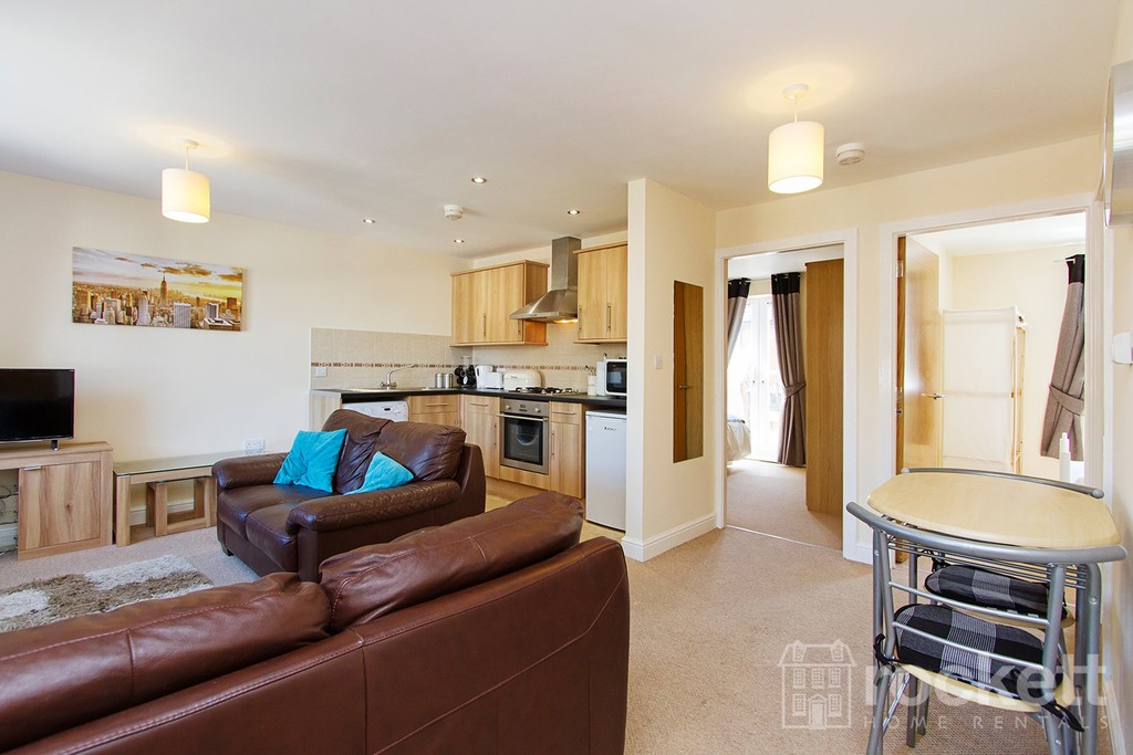 2 bed flat to rent in Faulds Court, Wolstanton  - Property Image 3