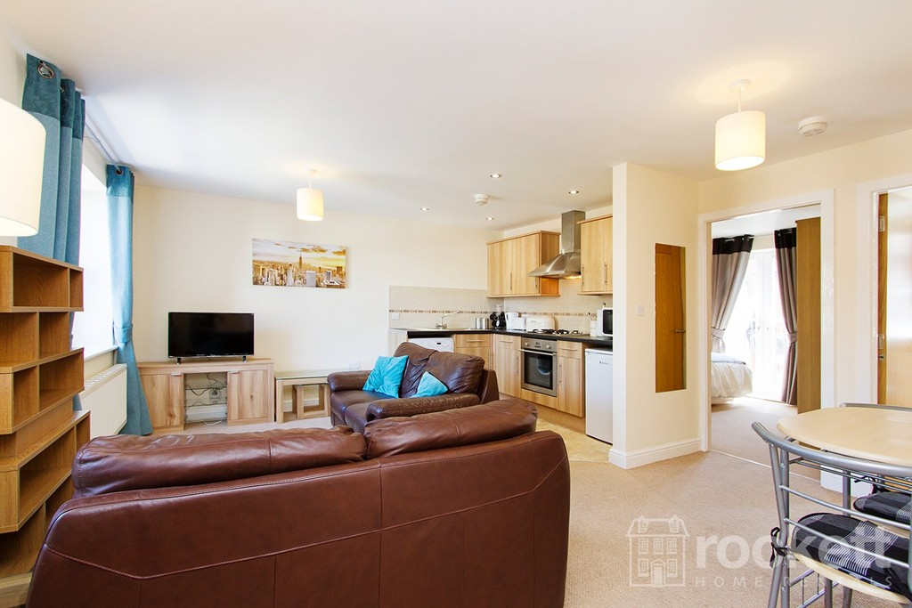 2 bed flat to rent in Faulds Court, Wolstanton  - Property Image 4