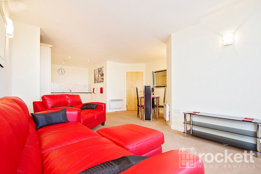 2 bed flat to rent in Brunswick Court, Newcastle Under Lyme - Property Image 1