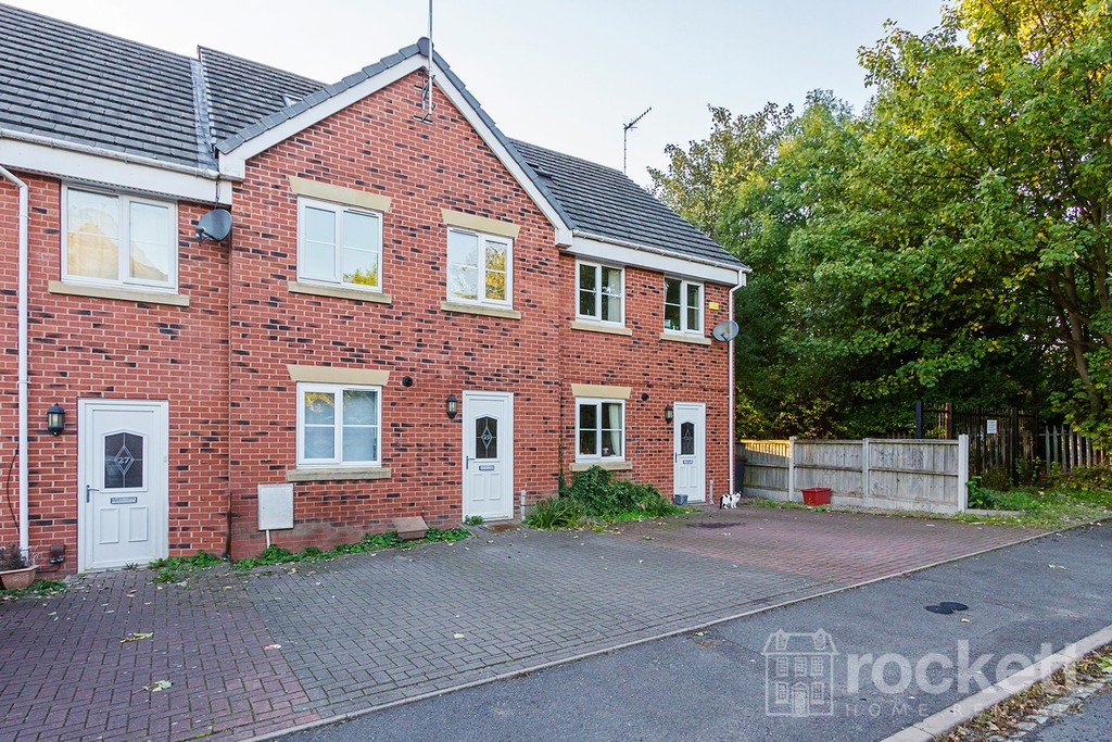 3 bed House to rent in Jason Street, Newcastle Under Lyme