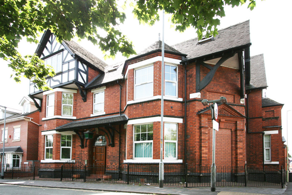 1 bed Flat to rent in West Brampton, Newcastle Under Lyme