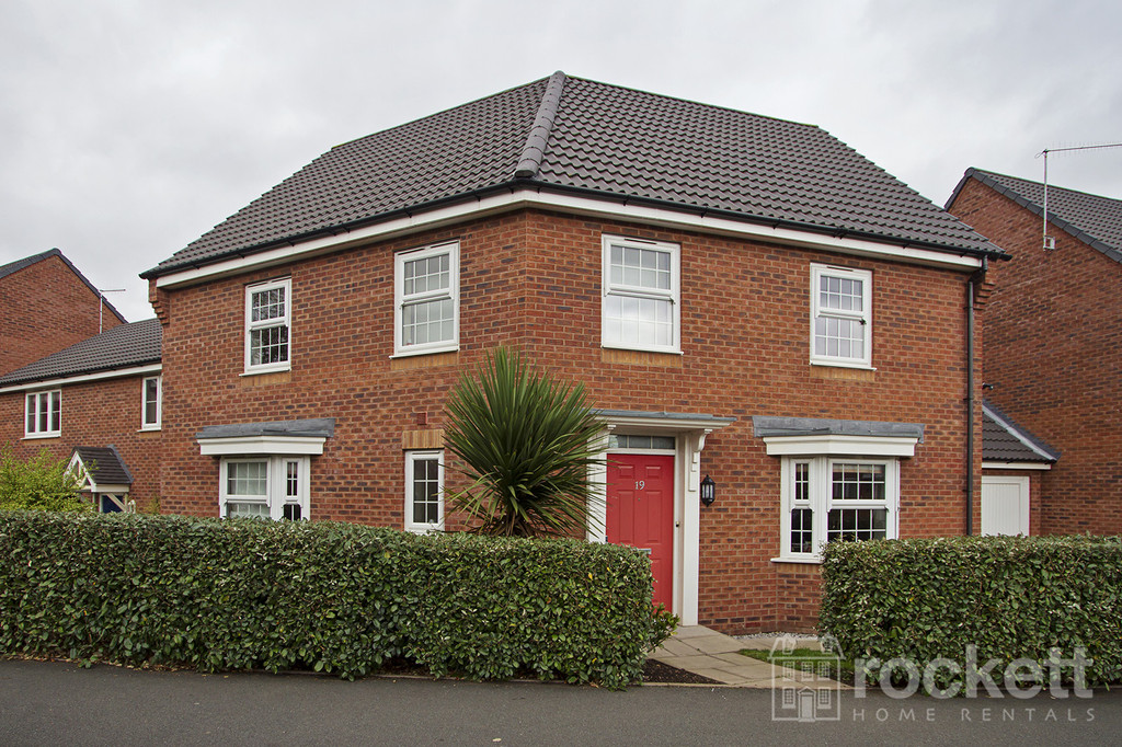 5 bed House to rent in Snowgoose Way, Newcastle Under Lyme, ST5 - Property Image 1