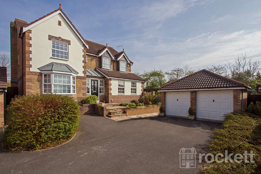 5 bed House to rent in Bluebell Drive, Seabridge Park, ST5