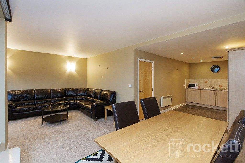 2 bed flat to rent in Newcastle Under Lyme  - Property Image 1