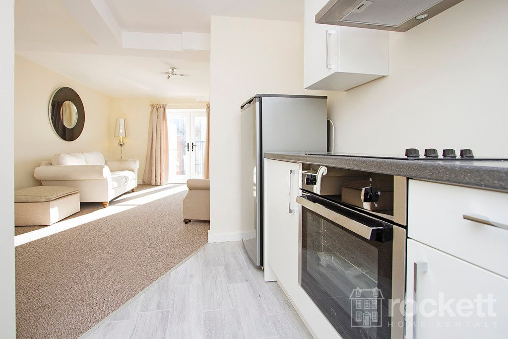 1 bed flat to rent in Brunswick Mews, Brunswick Street, Newcastle Under Lyme  - Property Image 1