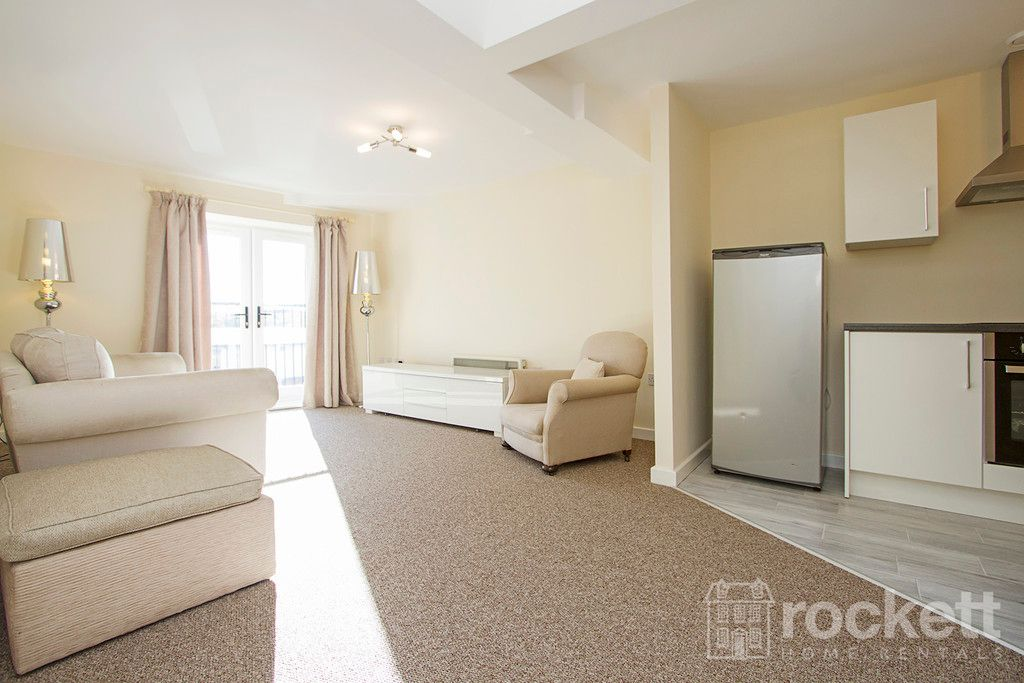 1 bed flat to rent in Brunswick Mews, Brunswick Street, Newcastle Under Lyme  - Property Image 2