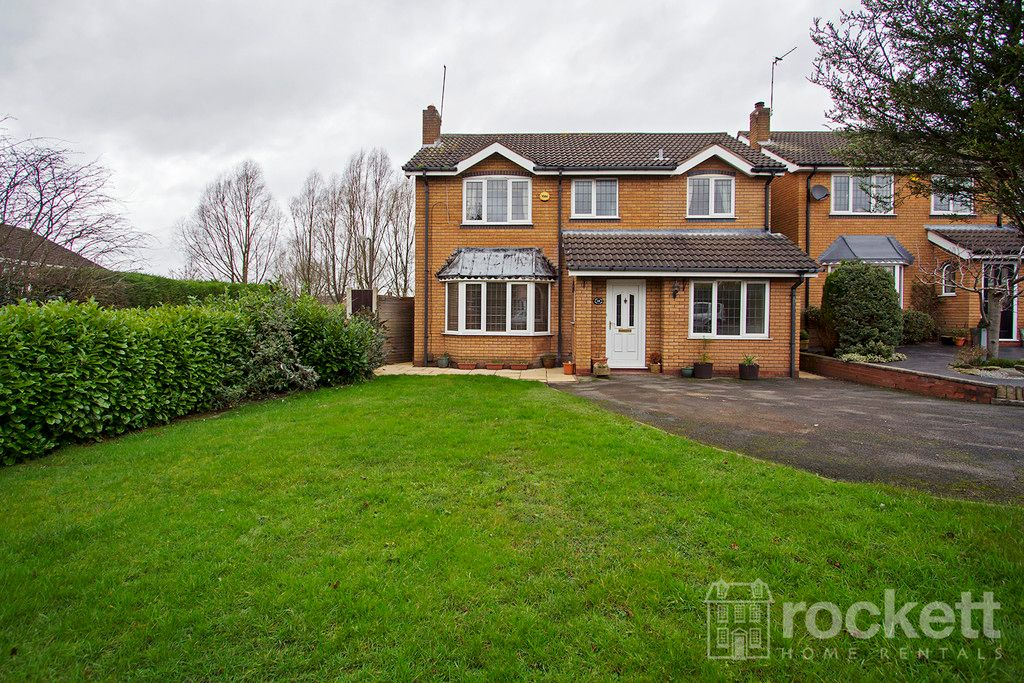 4 bed house to rent in Newcastle Under Lyme  - Property Image 2