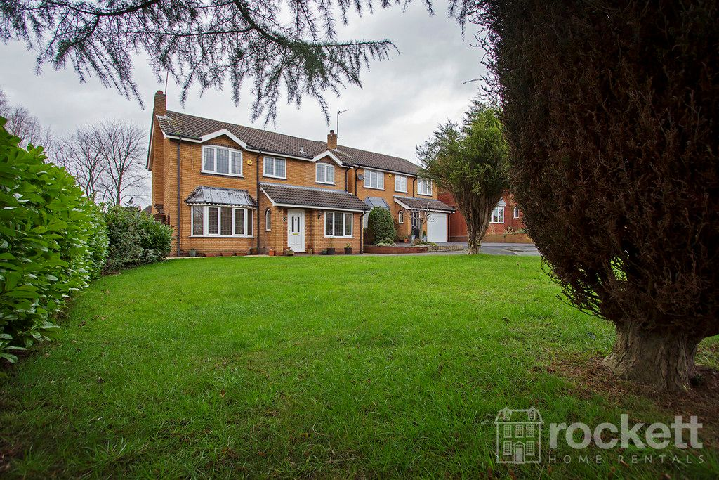 4 bed house to rent in Newcastle Under Lyme  - Property Image 20