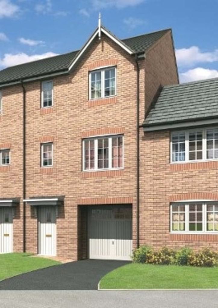 5 bed House to rent in Godwin Way, Stoke On Trent