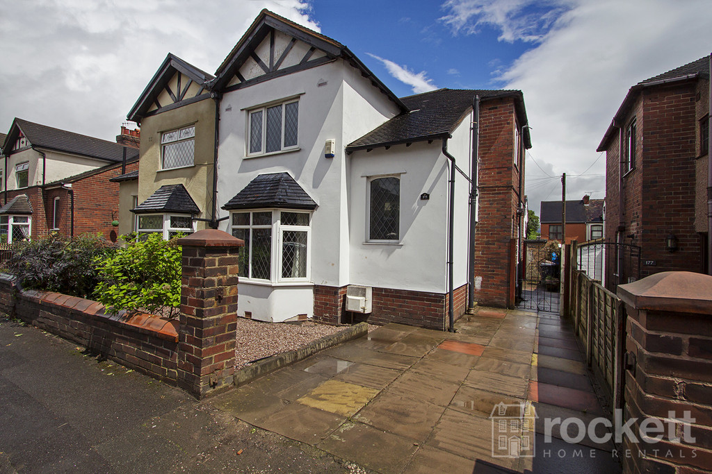3 bed House to rent in Basford Park Road, Newcastle Under Lyme