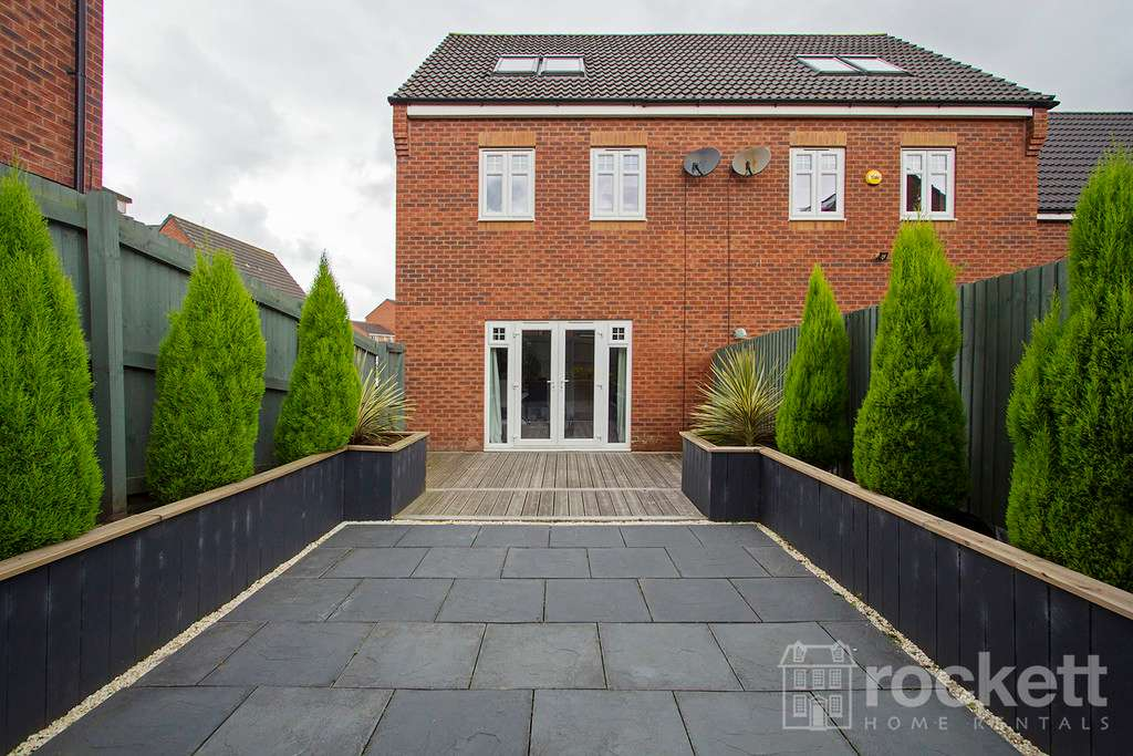 3 bed house to rent in Newcastle Under Lyme  - Property Image 19