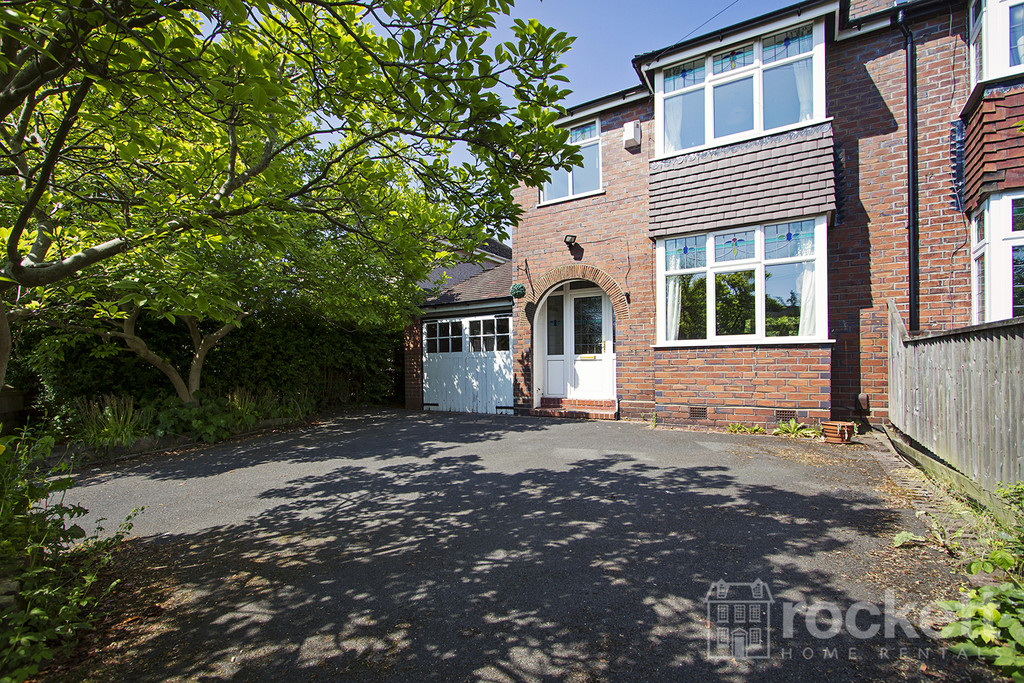 3 bed House to rent in St Georges Avenue, Wolstanton, Newcastle Under Lyme