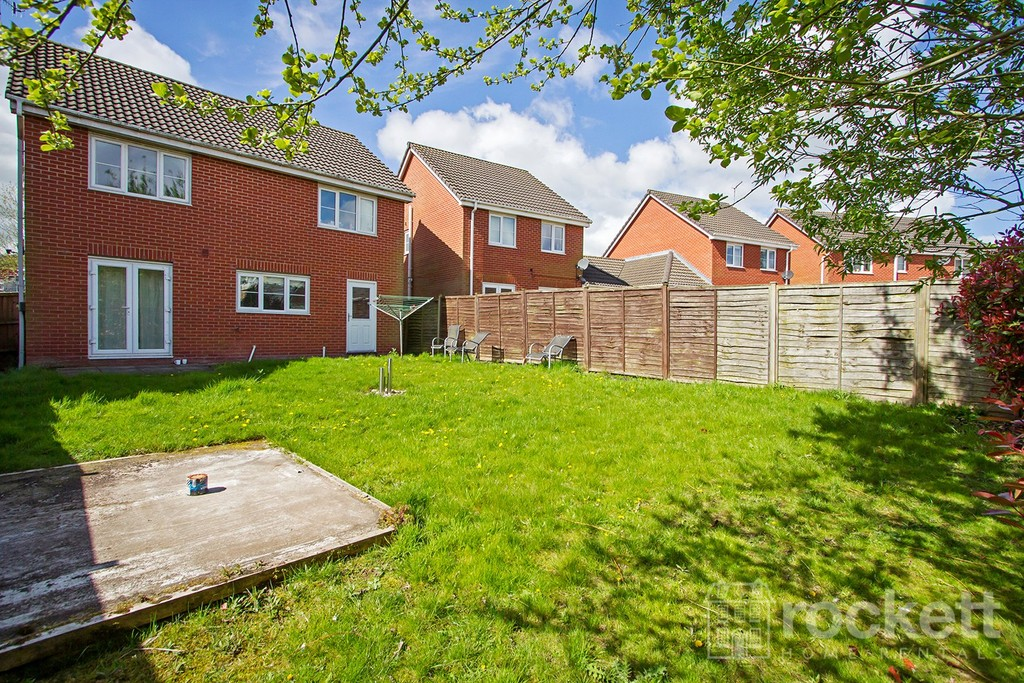 4 bed house to rent in Galingale View, Newcastle Under Lyme  - Property Image 19