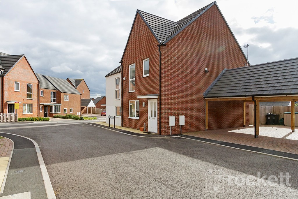 3 bed House to rent in Vickers Close, Newcastle Under Lyme