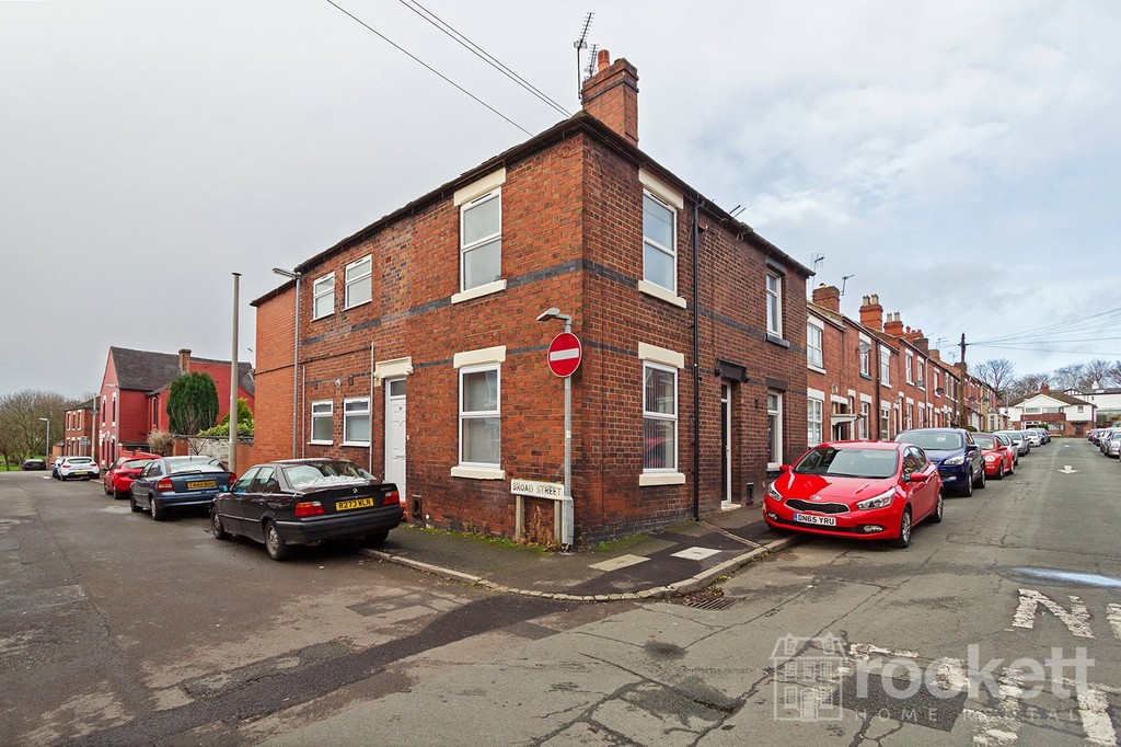 1 bed flat to rent in Broad Street, Newcastle Under Lyme  - Property Image 3