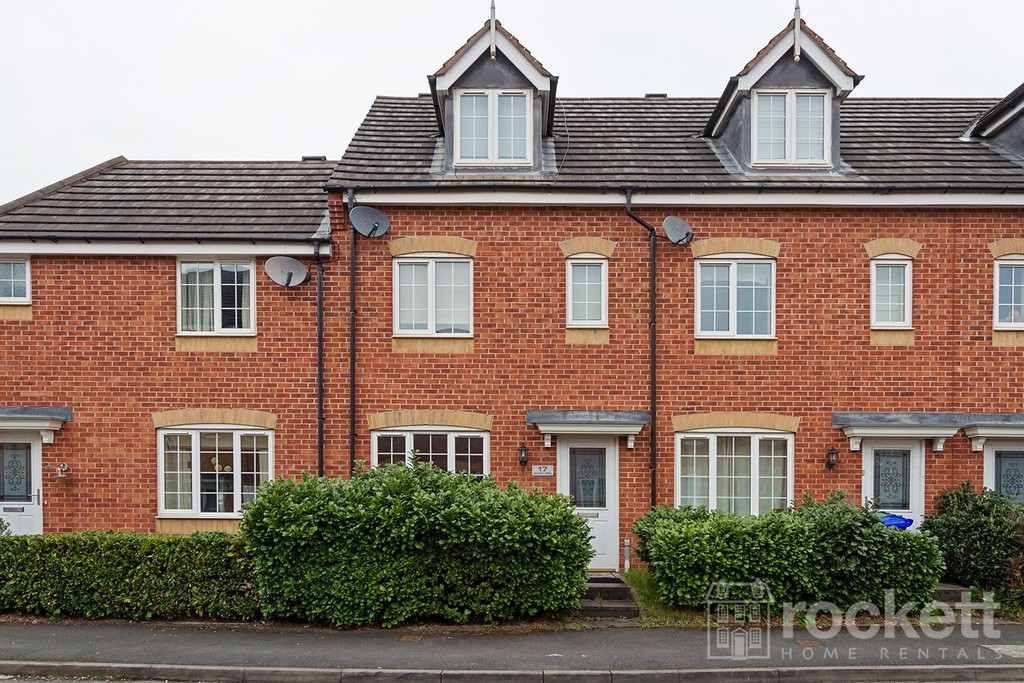 3 bed house to rent in Godwin Way, Stoke On Trent  - Property Image 1