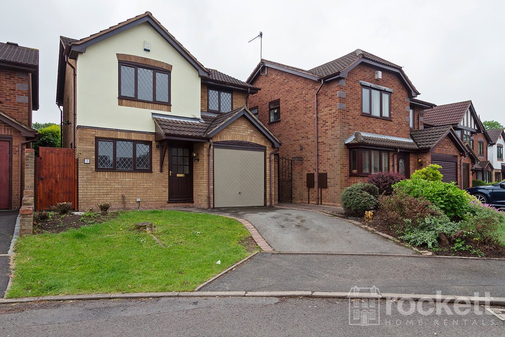 3 bed House to rent in Jasper Close , Porthill , Newcaslte Under Lyme , ST5