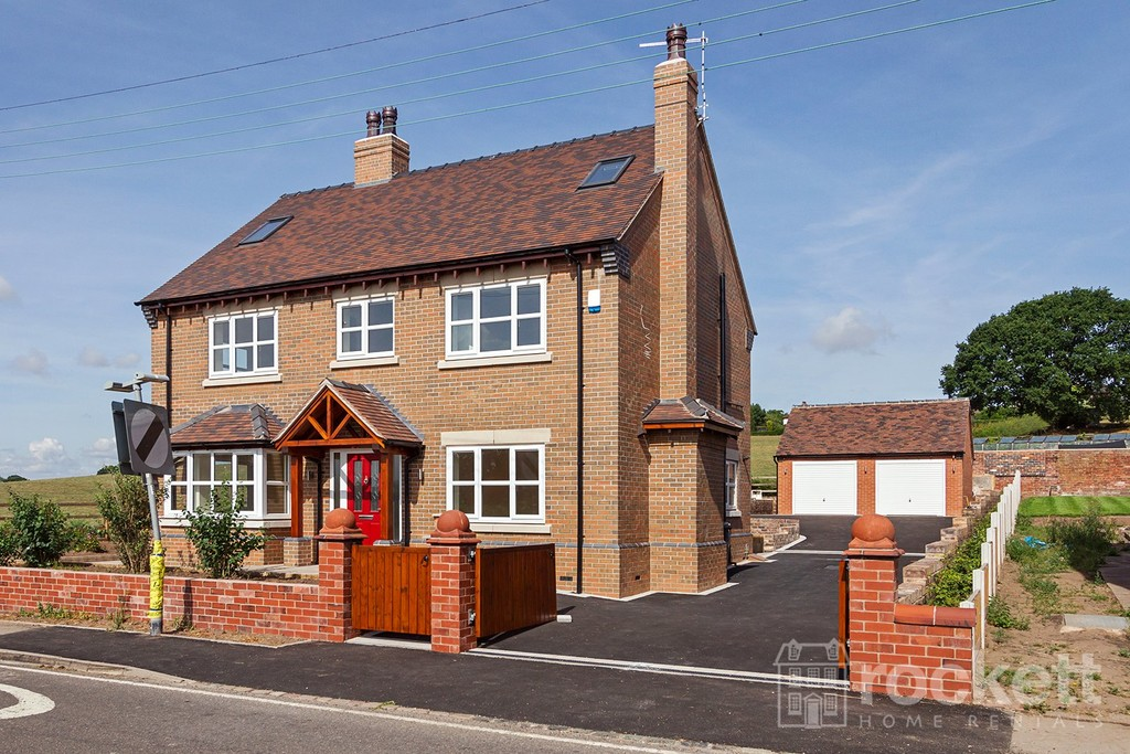 5 bed House to rent in Nantwich Road, Audley