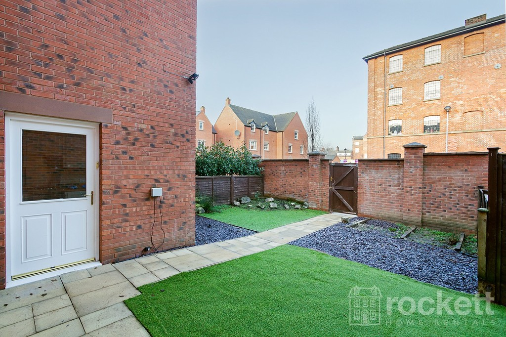 4 bed house to rent in Riverside Cresent, Hall Yard, Tean  - Property Image 37
