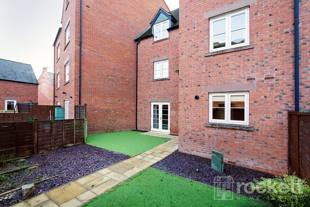 4 bed house to rent in Riverside Cresent, Hall Yard, Tean  - Property Image 39