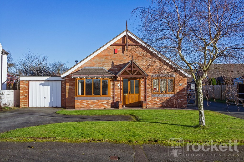 2 bed bungalow to rent in Primrose Hill, Hanford, Stoke-on-Trent  - Property Image 2