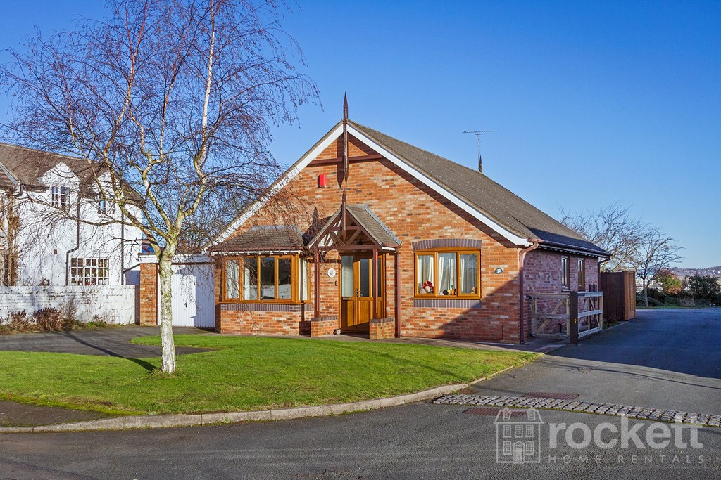 2 bed bungalow to rent in Primrose Hill, Hanford, Stoke-on-Trent  - Property Image 3