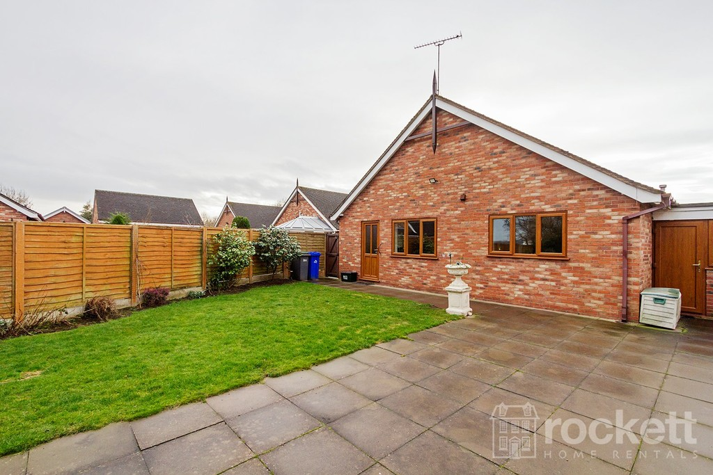 2 bed bungalow to rent in Primrose Hill, Hanford, Stoke-on-Trent  - Property Image 25