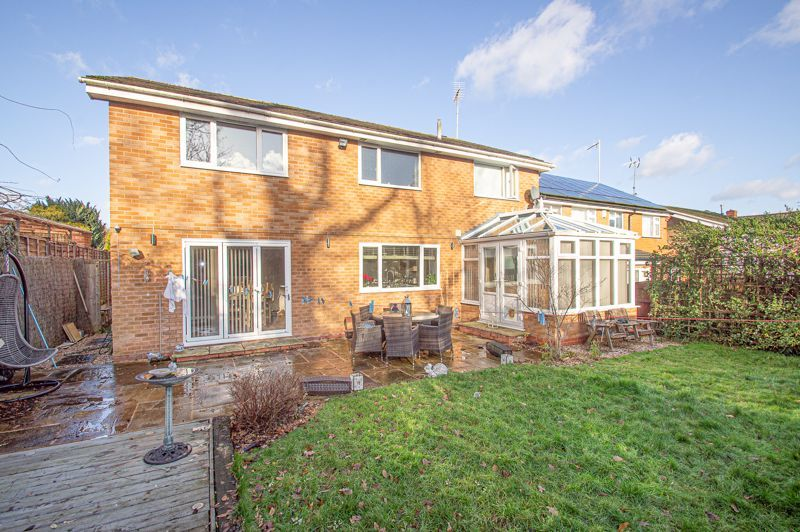 5 bed house for sale in Wolverton Close  - Property Image 17