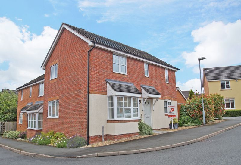 3 bed house for sale in Wheatcroft Close 1
