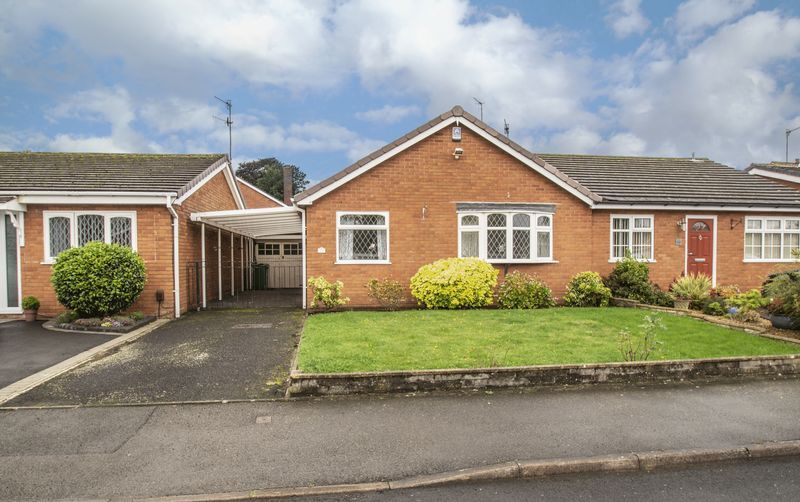 2 bed bungalow for sale in Quorn Crescent  - Property Image 1