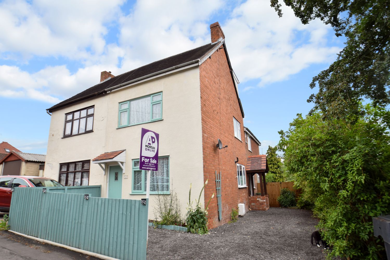 4 bed semi-detached for sale in Upland Grove, Bromsgrove, B61 1