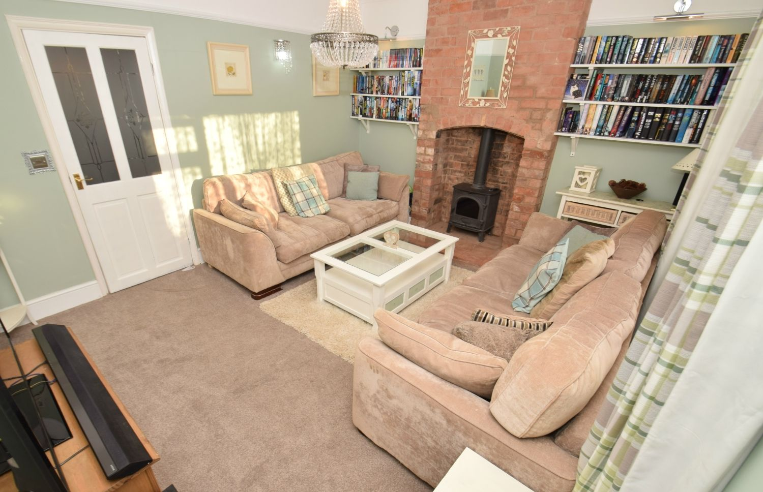 4 bed semi-detached for sale in Upland Grove, Bromsgrove, B61 3