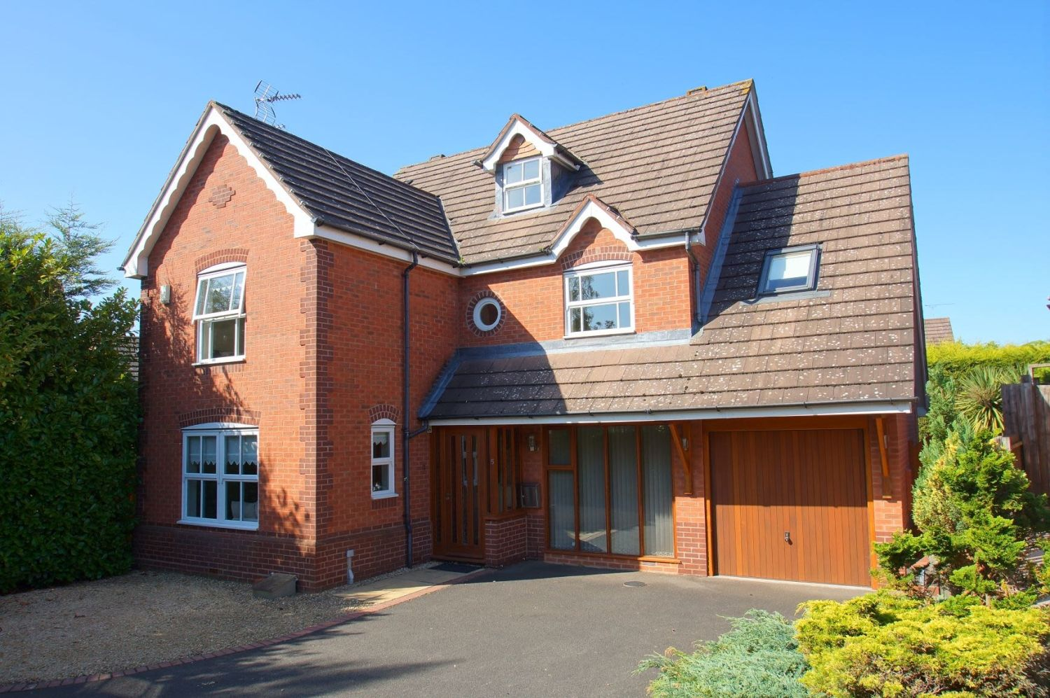 4 bed detached for sale in Acre Lane, Webheath  - Property Image 1