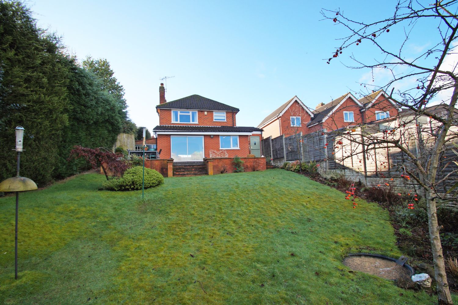 3 bed detached for sale in Fox Lane, Bromsgrove 21